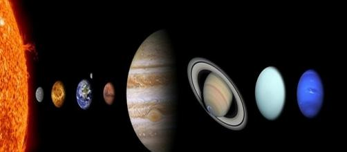 Misteri ufo nello spazio del nostro sistema solare