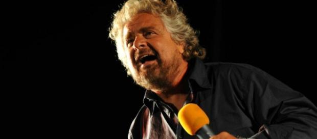 Beppe Grillo, leader e fondatore del M5S