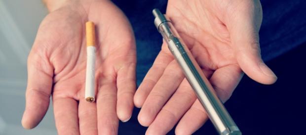 Dampfen oder Rauchen? Roboter bringt Klarheit?