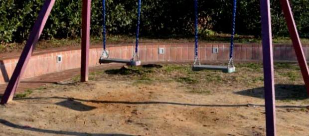Droga, fenomeno anche nel parco giochi