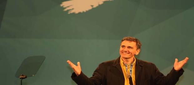 Euclid Tsakalotos to be Greek finance minister.