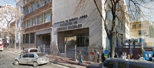 Facultad de Ciencias sociales. UBA