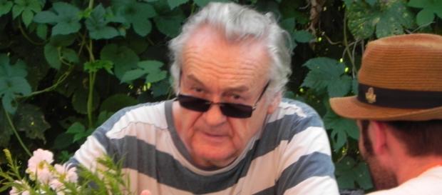 """Jerzy Skolimowski, reżyser """"11 minut"""". Fot.K.Krzak"""
