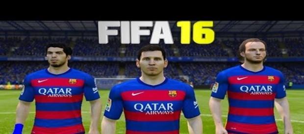 Lionel Messi, listo para el FIFA 16.