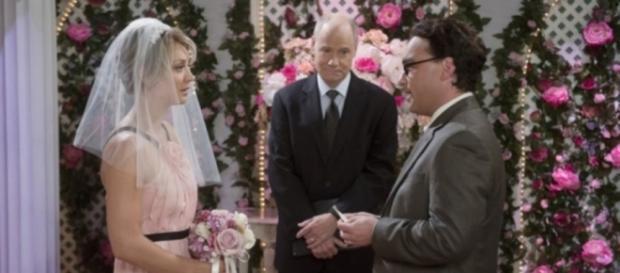 The Big Bang Theory 9x01, il matrimonio