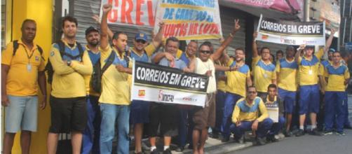 Correios de Brasília encerram greve