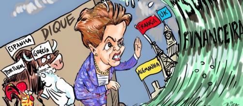 crise financeira no Brasil pode piorar