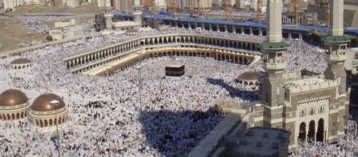 São esperados dois milhões em Meca