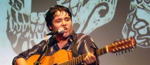 Juan Cirerol en Cine Tonalá. Foto: Fabo Zugaide