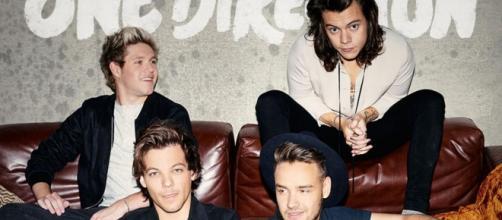 La copertina del nuovo album degli One Direction