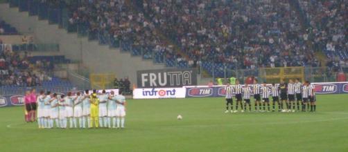 Lazio-Juventus, immagine d'archivio