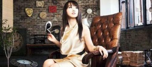 Nana Mizuki é uma das cantoras mais famosas.