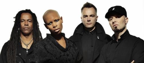 Skunk Anansie: Skin, Ace, Cass e Mark Richardson
