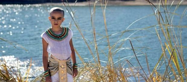 Enzo Simi viveu Moisés em 'Os Dez Mandamentos'