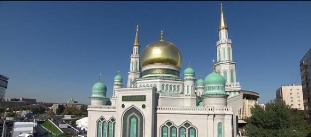 Meczet Katedralny w stolicy Rosji
