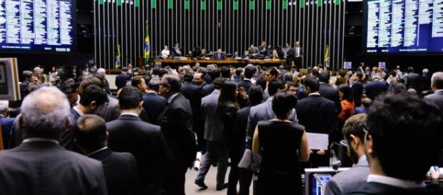 Sessão do Congresso Nacional realizada em 22/09