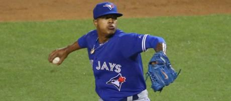 Marcus Stroman who was very strong yesterday