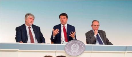 Riforma pensioni Renzi Poletti Padoan