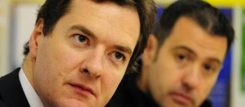 British Chancellor George Osborne