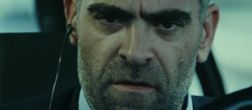 El actor Luis Tosar en 'El desconocido'