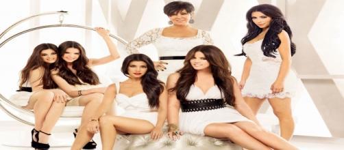 Familia Kardashian. Kim Kardashian.