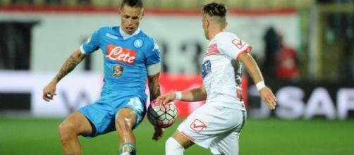 Finisce 0-0 la partita tra Carpi e Napoli