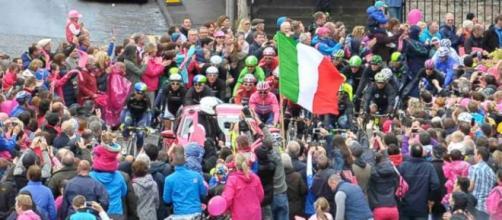 Il successo del Giro d'Italia in Irlanda