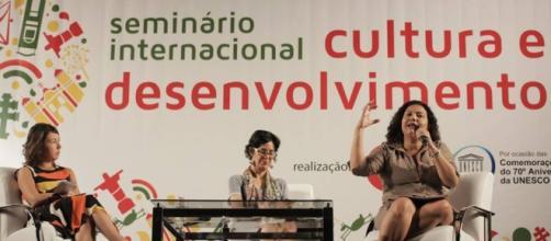 Janine Moraes/Ministério da Cultura.