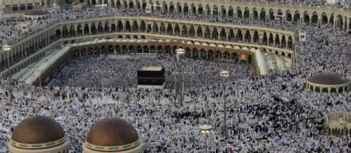 Meca junta todos os anos milhões de fiéis