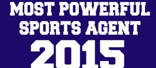 Most Powerful Sports Agent 2015