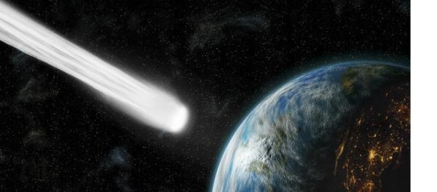 """Asteroide passa """"próximo"""" da Terra/ Divulgação"""