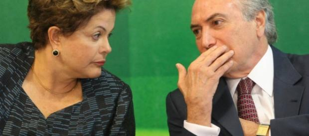 Dilma tenta agradar ao PMDB de Temer