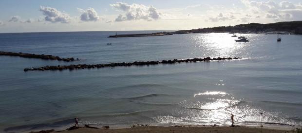Il sole di Otranto, questa mattina