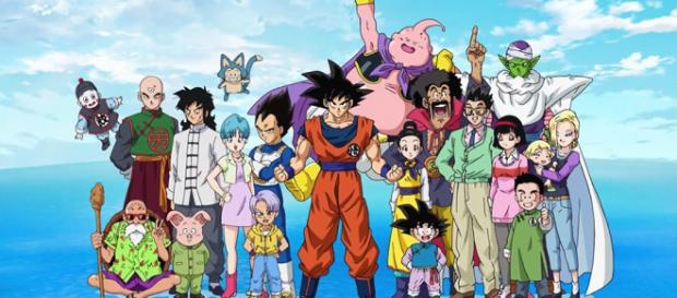 Imagen de los Guerreros Z en la nueva serie