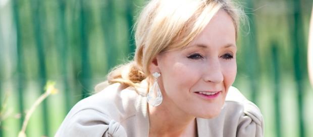 J.K. Rowling, autora de Harry Potter