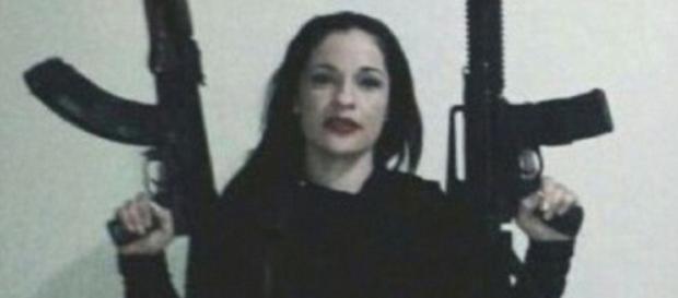 """Melissa Calderon alias """"La China"""""""