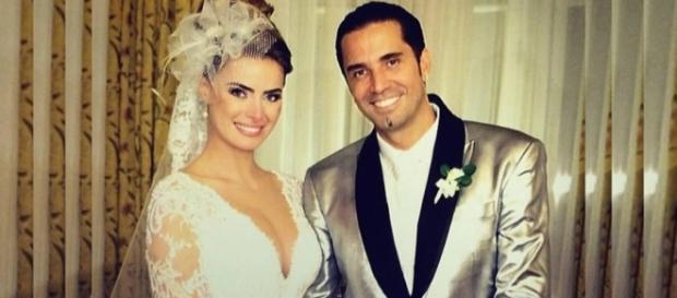 O casal anunciou o fim do casamento recentemente