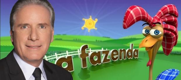 Roberto Justus apresenta A Fazenda