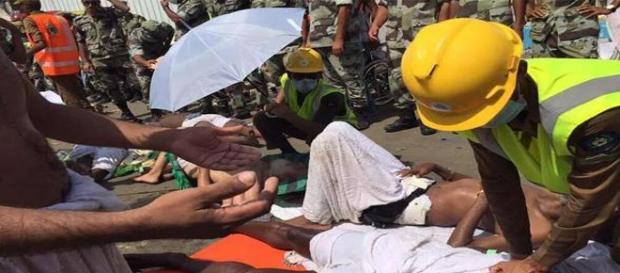 Tragedie in zi sfanta: 717 morti
