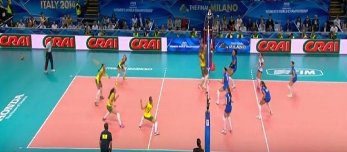 Calendario Playoff Volley.Italia Croazia Pallavolo Donne Orario Tv Calendario