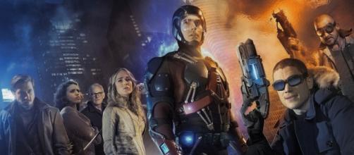 'DC's Legends of Tomorrow' llega en 2016