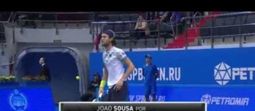 João Sousa nas meias-finais em São Petersburgo