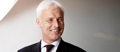 Matthias Mueller, novo CEO do Grupo Volkswagen