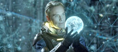 Michael Fassbender en Prometheus (2012)