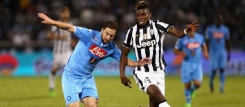 Napoli-Juventus, diretta del match dal San Paolo