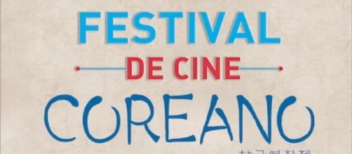 Primer festival de cine coreano.