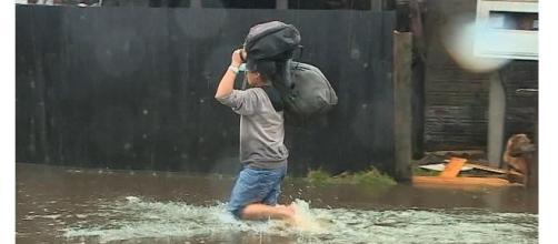 Rio Grande é o município mai atingido pela chuva