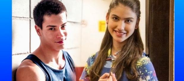 Arthur Aguiar e Giovanna estarão em 'Candinho'