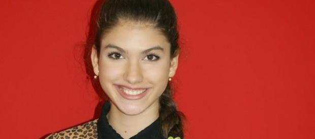 Giovanna Grigio viveu Mili em 'Chiquititas'