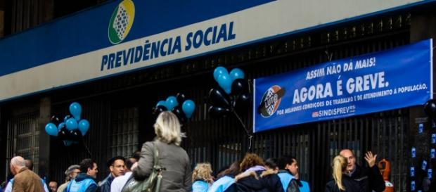 INSS em Pernambuco encerra greve